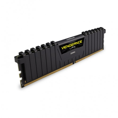 Vengeance LPX 8GB (2x4GB) DDR4 DRAM 2400MHz C14 Memory Kit - Black